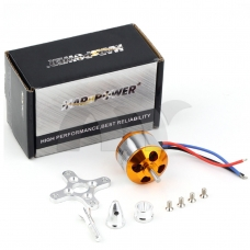 MARS POWER MA2212 KV1000 Brushless Motor for DJI Phantom F450 F500 F550 M2