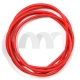 16 AWG 5 Feet (1.5m) Gauge Silicone Wire Flexible Stranded Copper Cables Red