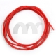 22 AWG 5 Feet (1.5m) Gauge Silicone Wire Flexible Stranded Copper Cables Red