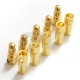 5 Pairs 3.5mm Gold Plated Bullet Banana Plug Connector for RC Battery