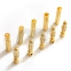5 Pairs 4.0mm Gold Plated Bullet Banana Plug Connector for RC Battery