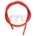 8 AWG 5 Feet (1.5m) Gauge Silicone Wire Flexible Stranded Copper Cables Red