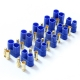 5Pairs EC3 Banana Plug Female Male Bullet Gold Connector For RC ESC LIPO Battery