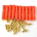 10x 3.5MM Bullet Connector Plugs & Housing Sets for RC Lipo Power Supply