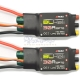 2x Emax Blheli 30A OPTO ESC Speed Controller for 2-6S Quadcopter Multicopter