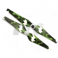 1 Pair 9443 Camouflage Self-Tightening Propeller Prop For DJI Phantom 2 Visio