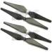 "2 Pairs Self-Tightening Carbon Fiber 9443 9.4x4.3"" CW CCW Propeller For DJI 2"