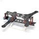 MR.RC C300 Folding 3K Carbon Fiber 4 Axis Mini Quadcopter Multicopter Frame Kit
