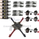 F550 6-Axis Multi-copter Quadcopter Frame Kit 2213 930KV motor 30A ESC Propeller