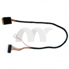 LVDS Cable 20455-30P-D6 1ch 6bit 0.5mm Pitch For BI097XN02 9.7″ LED LCD Screen