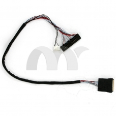 FIJ-40P-S6 LVDS Cable 40 Pin for 15.4″ LED LCD Screen LP154WP2-TLA1 B154PW04(V0)