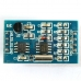 10 Pcs DS1307+AT24C128+DS18B20 digital temperature sensor Triad Clock Module M35