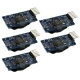 5 Pcs DS3231 AT24C32 IIC Precision RTC Real Time Clock Memory Module For Arduino