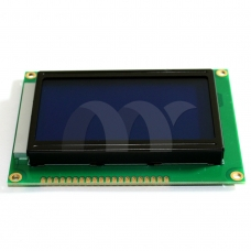 12864 Graphic LCD Display Module 128x64 Dots Blue Color Backlight