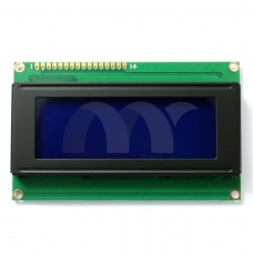 2004 20X4 Character LCD Module Display Blue Backlight For Arduino