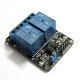 2-Channel 12V Relay Module Coupling Optocoupler High Trigger For MCU Arduino