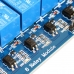 8-Channel 5V Relay Module Coupling Optocoupler High Trigger For MCU Arduino