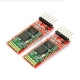 2x HC-05 Bluetooth Transceiver Host Slave/Master Module Wireless Serial 6pin