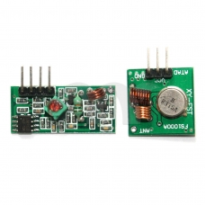 315Mhz RF Transmitter Module and Receiver Link Kit for Arduino ARM MCU WL