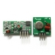433Mhz RF Transmitter Module and Receiver Link Kit for Arduino ARM MCU WL