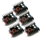 5x 150W DC-DC Boost Converter 10-32V to 12-35V 6A Step Up Voltage Charger Power