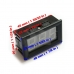 "0.56"" Blue LED Digital DC Ammeter AMP Mini Current Panel Meter DC 0 - 50A"
