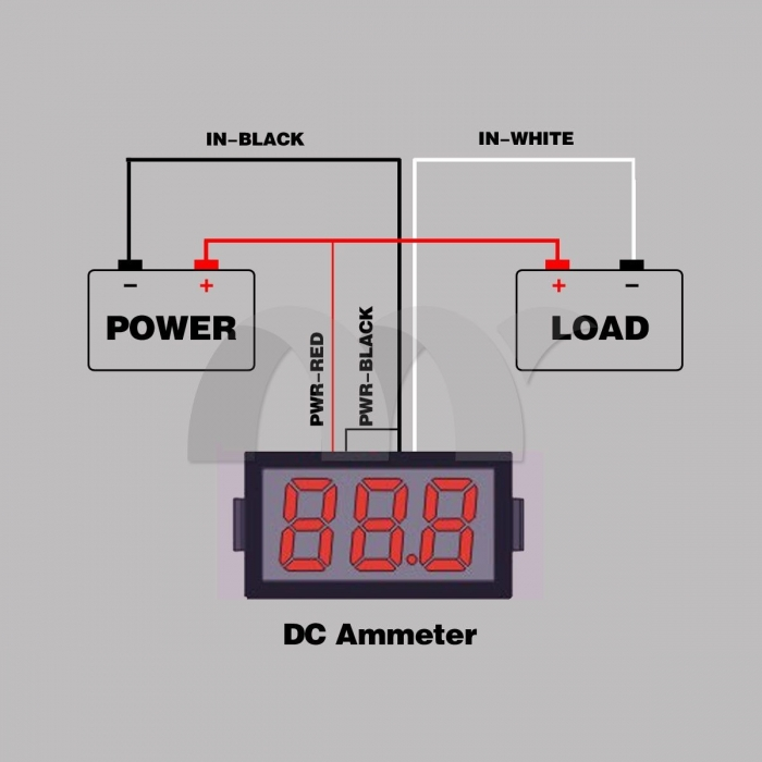 Old Fashioned Dc Ammeter Wiring Diagram Mold - Electrical and Wiring ...