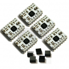 StepStick Kit (5pcs) A4988 Stepper Driver-Reprap Prusa Mendel Sanguinololu RAMPS