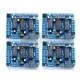 4 PCS L293D Motor Drive Shield Expansion Board For Arduino Duemilanove Mega UNO