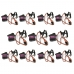 10 Pcs MG90 Metal Geared Micro Tower Pro Servo For Plane Helicopter Boat Car
