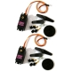 2 PCS Genuine MG996R Torque Digital Metal Gear Servo for Helicopter RC Car Boat