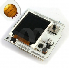 Color LCD Shield For Arduino