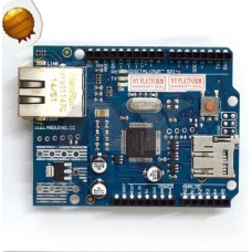 Ethernet Shield WizNet W5100 R3 Network Lan Board for Arduino UNO Mega 2560 Duem